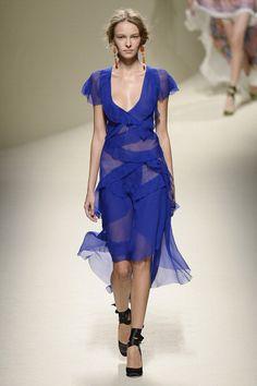 Alberta Ferretti | Milan Fashion Week | Spring Summer 2014 Show