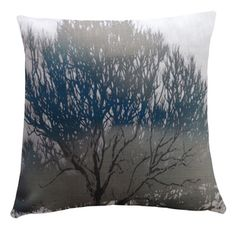 Cushions - Treescapes - Whiter