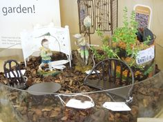 Create your own fairy garden at Stauffers of Kissel Hill Garden Center! http://www.skh.com
