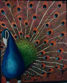 Peacock, Min påfågel