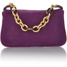 FENDI Savana Mini Cyclamen Baguette <-- I have a Fendi baguette, but not this one (and in deep brown).