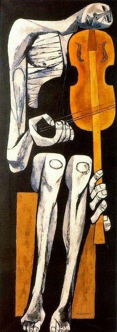 Aura - Oswaldo guayasamin's ART