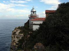 Faro San Emeterio. Tina Mayor Asturias / Asturias / Spain