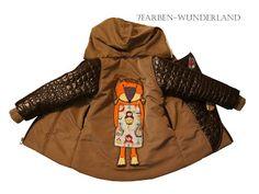 7Farben-Wunderland: Carlita kommt!!! Bomber Jacket, Jackets, Fashion, Wonderland, Colors, Down Jackets, Moda, Fashion Styles, Fashion Illustrations