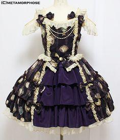 近日入荷予定商品| metamorphose temps de fille - gothic & lolita fashion in Japan│メタモルフォーゼ ロリィタ(ロリータ)ファッション