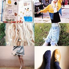 "ijeunefille: "" Harry Potter Aesthetics: Luna Lovegood "" I've never been to this part of the castle. Well, not awake. I sleepwalk, you see. That's why I wear shoes to bed. "" """