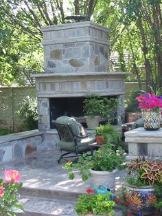 images about garden wall ideas on Pinterest