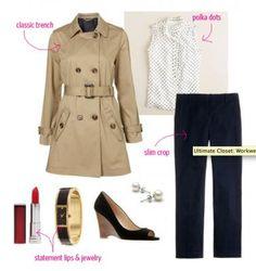 Sunday Style: Classic Workwear | GirlsGuideTo