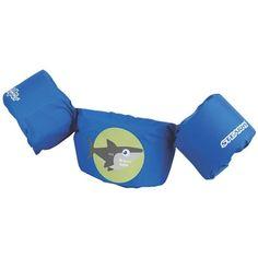 Shark Cancun Series Puddle Jumper Life Jacket