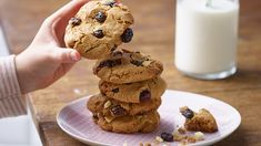 Cookies s brusnicami a bielou čokoládou Lidl, Sweet Recipes, Cookies, Cake, Desserts, Coffee, Food, Biscuits, Pie Cake