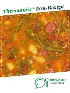 leckere Sattmacher-Suppe, kalorienarm von Meike.deutz. Ein Thermomix ® Rezept aus der Kategorie Suppen auf www.rezeptwelt.de, der Thermomix ® Community.