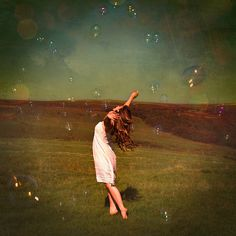 In Love ~ by Rosie Hardy #photography #bubbles