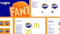 Fanta: nuevo logo y packaging | | Creatividad en Blanco