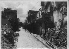 Δείτε πως ήταν η οδός Χάληδων το καλοκαίρι του 1941-φωτο   Kriti24.gr