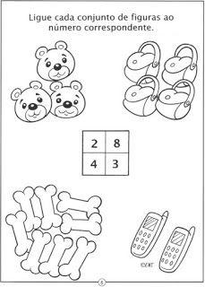 Atividades Educativas: MATEMÁTICA - 1º e 2º ANO