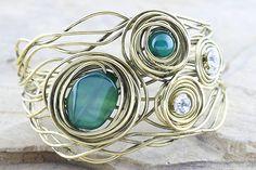 Bižutéria ART Bling, Bracelets, Beautiful, Jewelry, Art, Art Background, Jewel, Jewlery, Jewerly