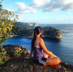 Just when you thought the views from #Nicaragua couldn't get any more beautiful, you discover your own private perch to gaze out over Gigante Beach down below. Aaahhh.  Photo from Aqua Nicaragua Wellness Resort on Nicaragua's Pacific Coast.