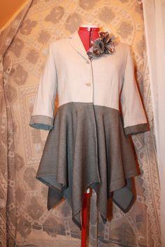 Eco floretta wool jacket. Will fit size Small Medium by irinale, $45.00