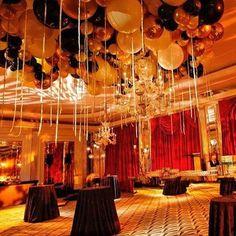 About last night ... @claridgeshotel #ballooncloud #bonbonballoons