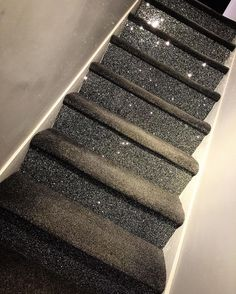 Light Grey Glitter Carpet Carpet Vidalondon