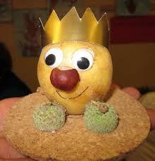 Bildergebnis für kartoffelkönig basteln