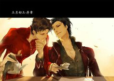 Fantasy Art Men, Manga Anime, Anime Boys, Laos, Painting, Fictional Characters, March 3rd, Third, Painting Art