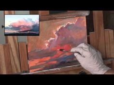Create colorful clouds with these oil painting tips from Julie Gilbert Pollard's newest http://ArtistsNetwork.tv video preview.