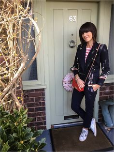My Midlife Fashion: New OOTD - Time For A Bit Of Military & Antique Fi...