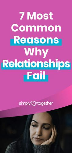 Many relationships fail because of the same common problems. Understanding the reasons why couples break up can help you avoid getting hurt and save your relationship. Here are the Top 7 reasons for relationship breakups along with some tips to overcome those.   #RelationshipAdvice #Relationship #RelationshipFailing #Truths #RelationshipsFail Relationship Challenge, Relationship Advice, Relationships, Breakup, Fails, Truths, It Hurts, Couples, Top