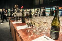 Gala Evening  - NZ Art Show 2013 Nz Art, Sauvignon Blanc, Table Settings, Place Settings, Table Arrangements, Desk Layout