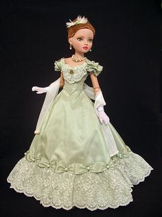 OOAK Victorian Fashion by WS Fits Ellowyne Wilde by Tonner Co | eBay