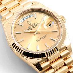 Rolex 2016 18K Yellow Gold 40 mm Day-Date - 228238 Model Unworn