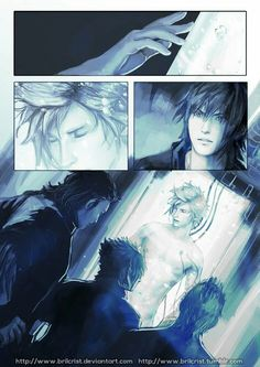 Final Fantasy XV / #ffxv This would've hurt more if they found out this way