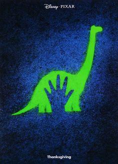 The Good Dinosaur Teaser 1- Sheet - 500 points #disney #gooddino #movies