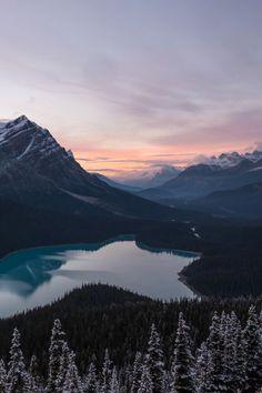 """lvndscpe: """" The Great Bear Lake, Canada   by Mark Basarab """""""