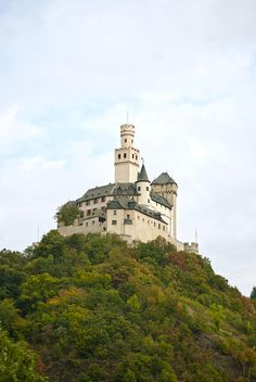 Marksburg Castle, Braubach, Germany