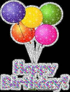 Animated Birthday  Birthday Greetings   Birthday Wishes   Happy Birthday   B' Day ~ Whatz More