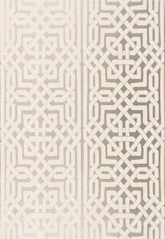FSchumacher Wallpaper 5005932 Malaga Silver
