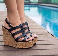 1d26eef70 23 melhores imagens de Sapatos | Zapatos, Botas e Sandalias