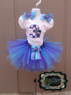 Monsters Inc inspired Birthday tutu outfit, Monster inc, Birthday outfit, 1st birthday, Monsters inc tutu, Embroidered shirt Boo birthday