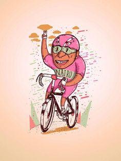 Cycling Art, Design, Cycling, Sports, Design Comics, Bike Art, Bicycle Art