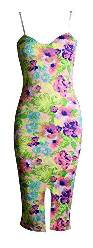 Forever Womens Sleeveless Floral Print Keyhole Sweetheart Bodycon Dress