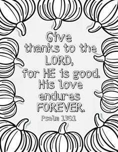 These Free Thanksgiving Color Pages Are Perfect For Reflection This Holiday Season Bible