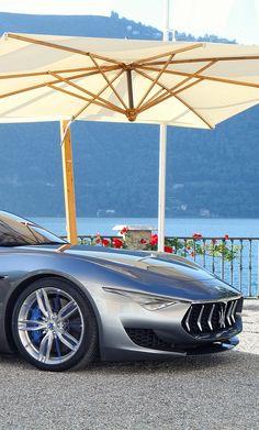 Maserati Alfieri Concept.
