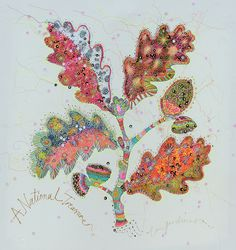 Contemporary Machine Embroidery by Louise Gardiner