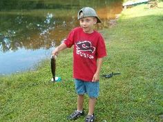 fishing with grandpa  Vale ,NC