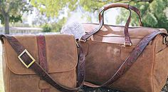 Any Texas worth his salt needs a carryall from the King Ranch Saddle Shop Texas Boutiques, Texas Gifts, Saddle Shop, King Ranch, Neiman Marcus, Leather Backpack, Salt, Google, Shopping