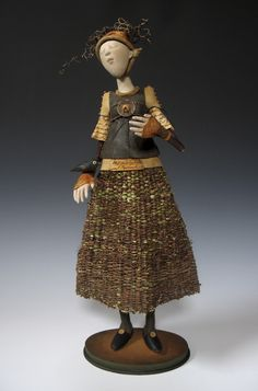 Akira and Larry Blount | National Institute of American Doll Artists