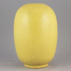 Anna-Lisa Thomson (1940) Marvelous Yellow Vase