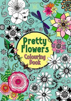 Pretty Flowers Colouring Book by Hannah Davies http://www.amazon.com/dp/1780550448/ref=cm_sw_r_pi_dp_tJmewb13XE3Q8